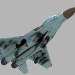 3D модель  миг-29