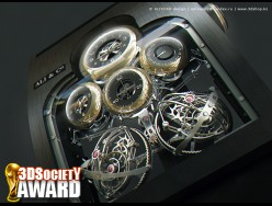 "Alikhan ""Twin Force Gyrotourbillon"""