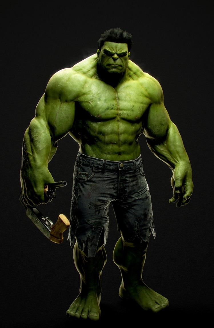 "Jonas ""The Incredible Hulk"""
