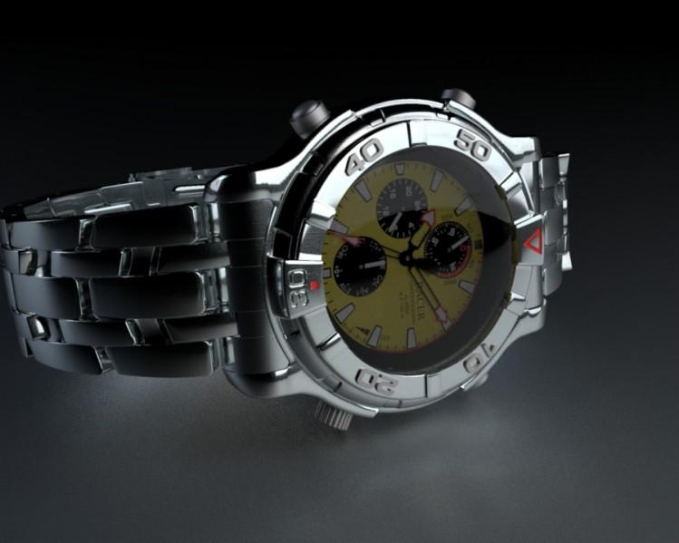 """Quant """"Часы"""""""