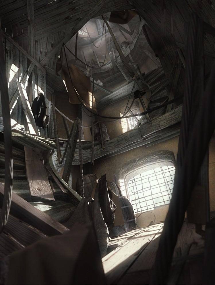 "Siggef ""Stairs"""