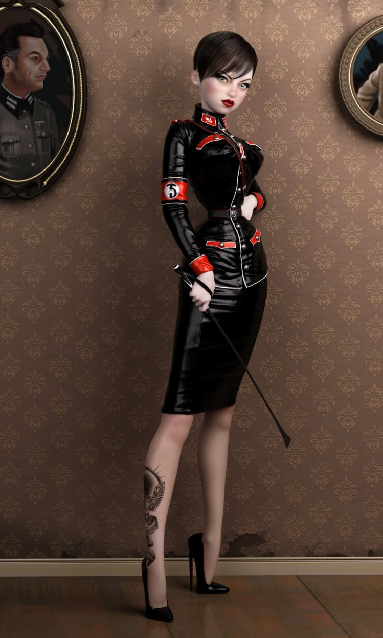 "Trinnity ""Twisted Dolls : Mistress Lili"""