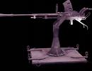 3D модель  25-мм зенитной пушки