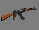 3D модель AK-47