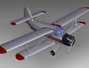 3D модель  antonov an-2 Colt