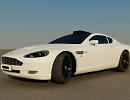 3D модель  Aston Martin