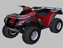 3D модель  ATV