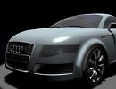3D модель Audi Nuvolari quattro