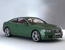 3D модель Audi S5