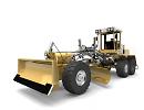 3D модель  Auto-grader GS-2501