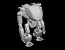 3D модель  avatar APU