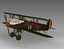 3D модель  Avia BH-21
