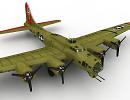 3D модель B 17G