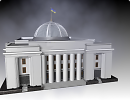 3D модель  Белый ДОм