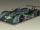 3D модель  Bentley Speed 8 - LMGTP 2001