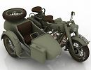 3D модель BMW R75 мотоцикл