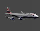 3D модель Boeing 747