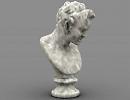 3D модель Бюст Сатира