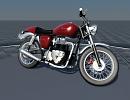 3D модель  Classic Bike