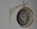 3D модель  clock