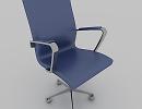 3D модель  детское кресло