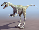 3D модель  dinosaur