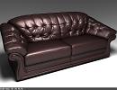 3D модель  диван солсбери