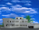 3D модель  дом повышенной комфортности
