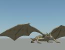 3D модель  dragonfly