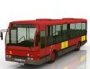3D модель EMT автобус
