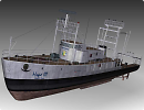 3D модель  Fishing Boat