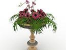 3D модель  Flower vase