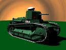 3D модель  FT17