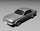 3D модель GAZ-3102