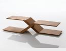 3D модель  Hi-tech столик Albatros