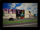 3D модель  Клуб