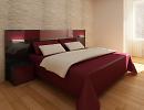 3D модель  кровать