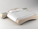 3D модель Кровать Itaka