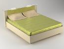 3D модель Кровать Mayorka NU