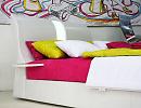 3D модель  кровать в стиле Карима Рашида