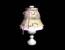 3D модель Лампа настольная