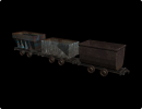 3D модель  lorry