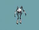 "3D модель  Portal 2 ""Atlas"""