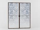 3D модель  раздвижные двери Longhi