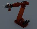 3D модель  ruka_robot