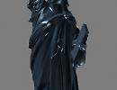 3D модель  Статуя свободы