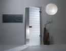 3D модель  меж комнатные двери Sklo+Glas Штрих Код