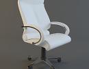 3D модель  Стул офис