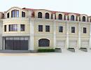 3D модель  TownHouse квартиры