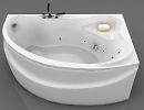 3D модель Ванна Jamaica